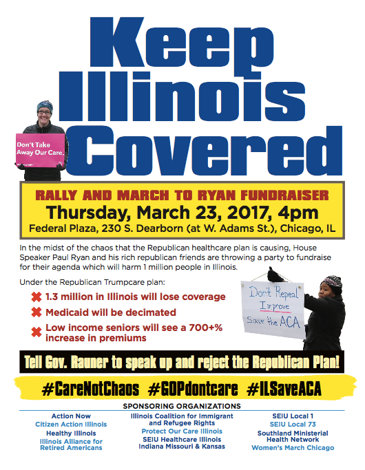 Join us today to save our healthcare!